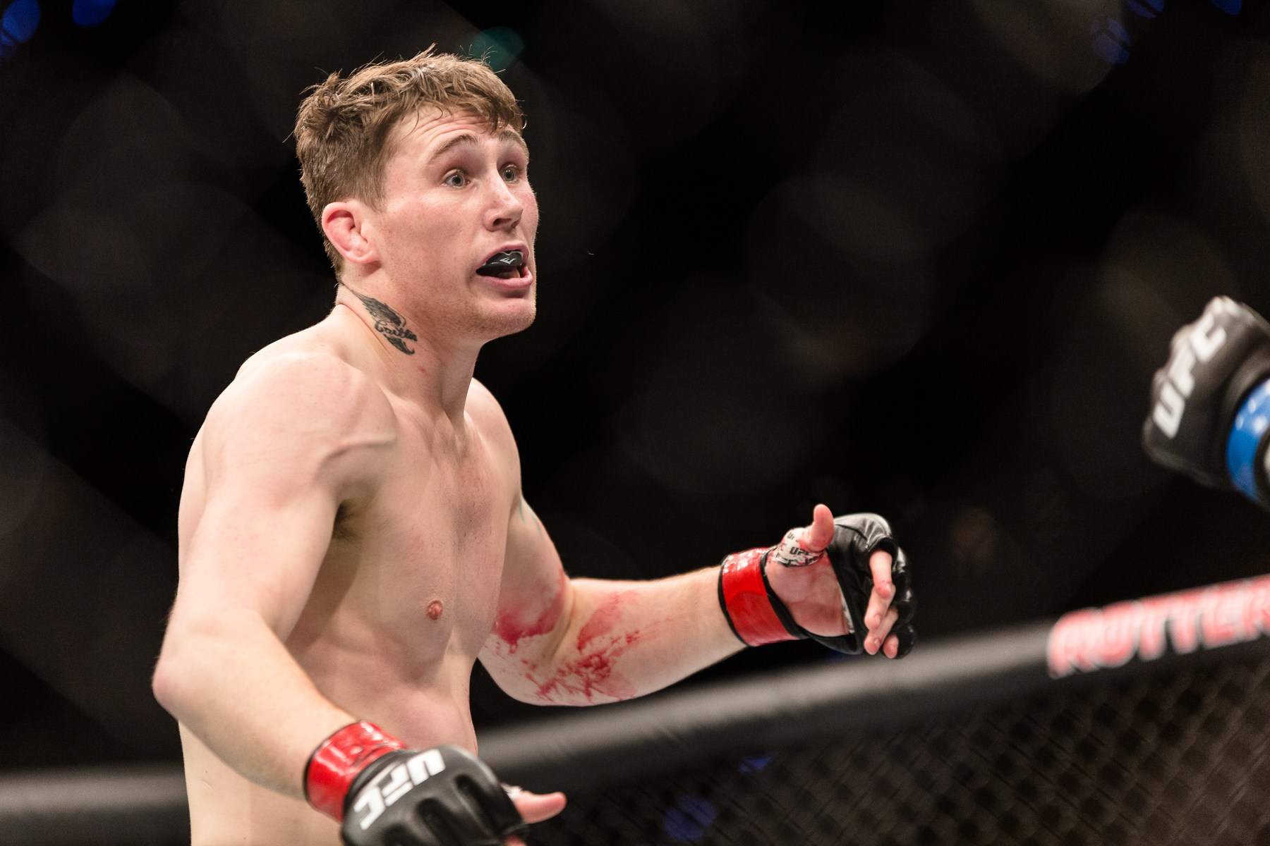 UFC: Darren Till predicts how his fight with Stephen Thompson will end - Darren Till