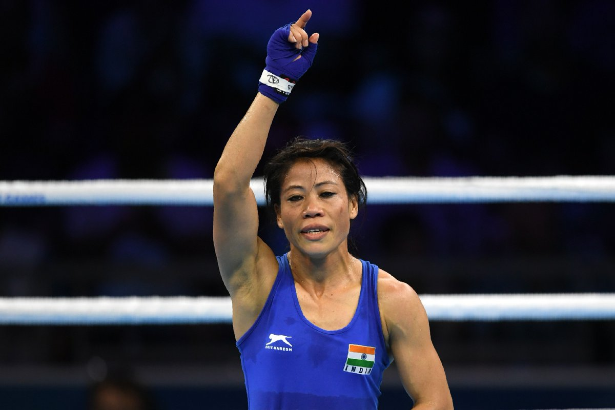 Boxing: Mary Kom wins GOLD for India in Commonwealth Games,2018 - Mary