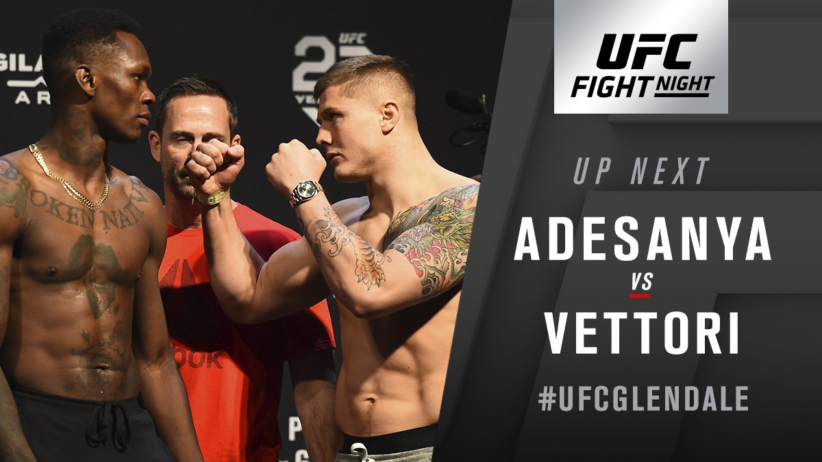 UFC on FOX 29: Play by Play Updates & Results -