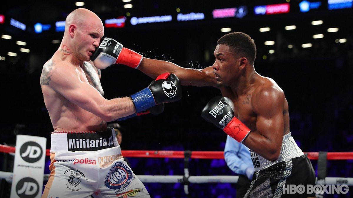 Boxing: Daniel Jacobs beat Maciej Sulecki to become WBA mandatory - Jacobs