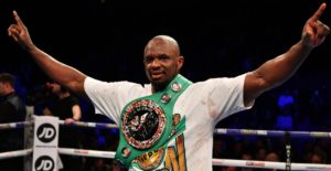 Boxing: Dillian Whyte vs Luis Ortiz title eliminator ordered by WBC - Ortiz