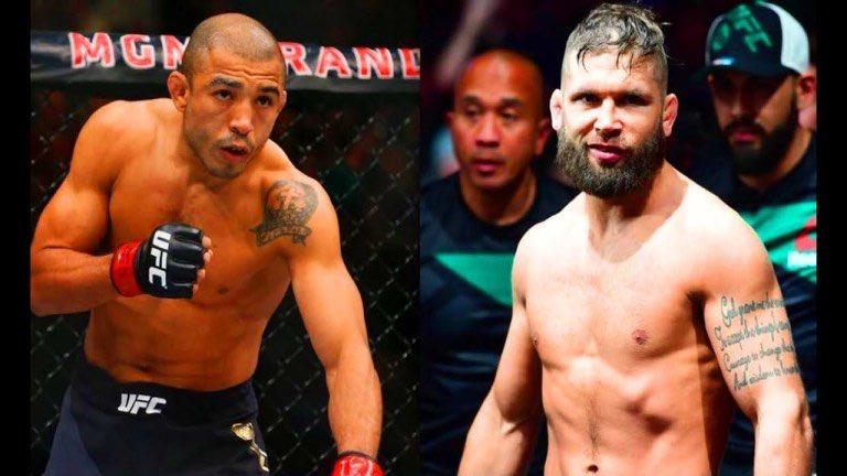 UFC: Jeremy Stephens vs Jose Aldo set for UFC on Fox card in Calgary - Calgary