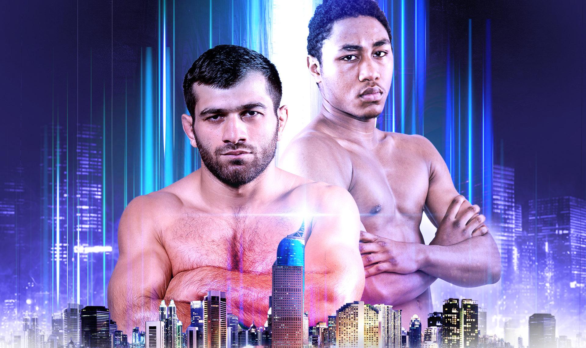 Russian powerhouse Eldar Eldarov returns against Brian Hooi at Brave 12 -