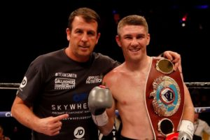 Boxing: Liam Smith Pulls out of Sadam Ali fight - Liam