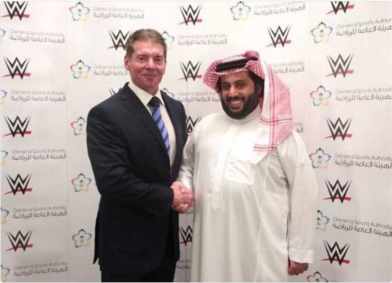 WWE: WWE will return to Saudi Arabia again this year - WWE