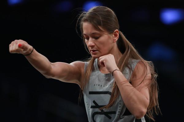 MMA India Exclusive: UFC 223's Karolina Kowalkiewicz reveals her retirement plans - UFC