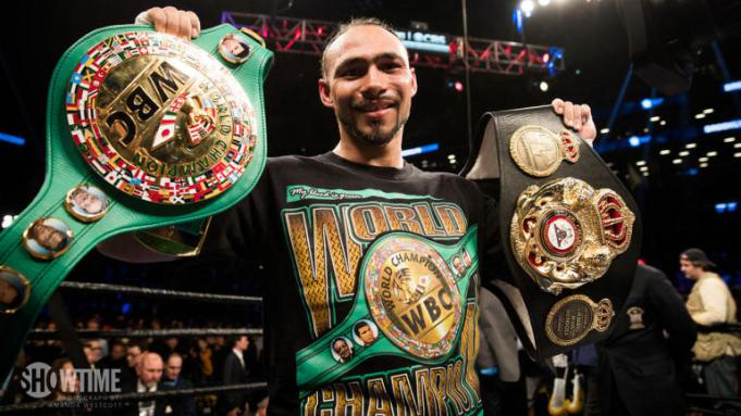 Boxing: Keith Thurman return pushed back due to injury - Thurman