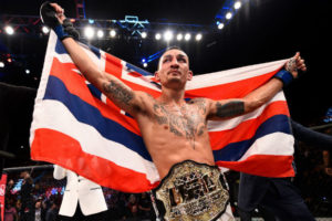 The making of a legend, with Max Holloway -