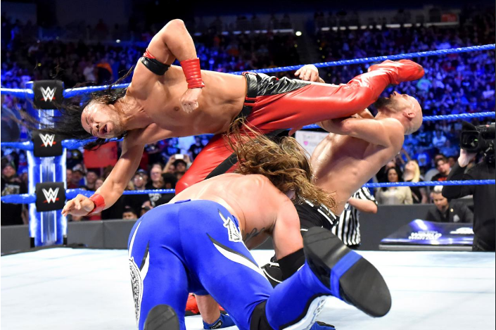 MMA India's SmackDown Roundup: 25/4/2018 - SmackDown