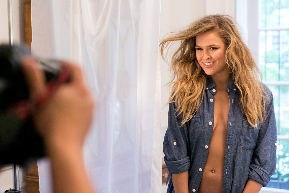 Photos: The Ronda Rousey Story -