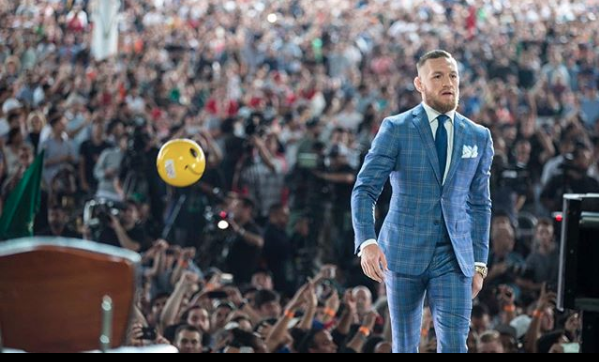 UFC: Conor McGregor was about to sign new UFC deal before his arrest - Conor McGregor
