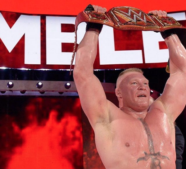 Photos: The Brock Lesnar Story -