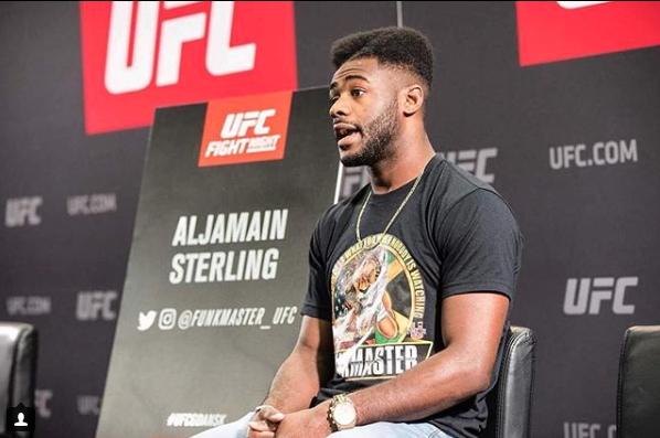 Photos: The Aljamain Sterling Story -