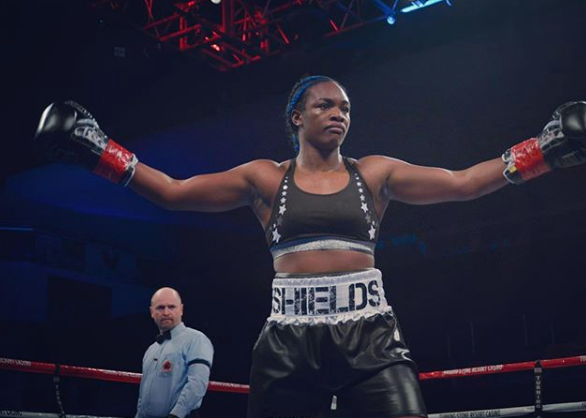 Photos: The Claressa Shields Story -