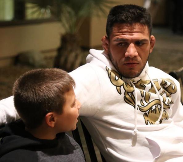 Photos: The Rafael dos Anjos Story -