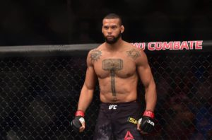 UFC: Thiago Santos is not interested in breaking Anderson Silva's knock-out record, instead eyeing UFC gold - Thiago Santos