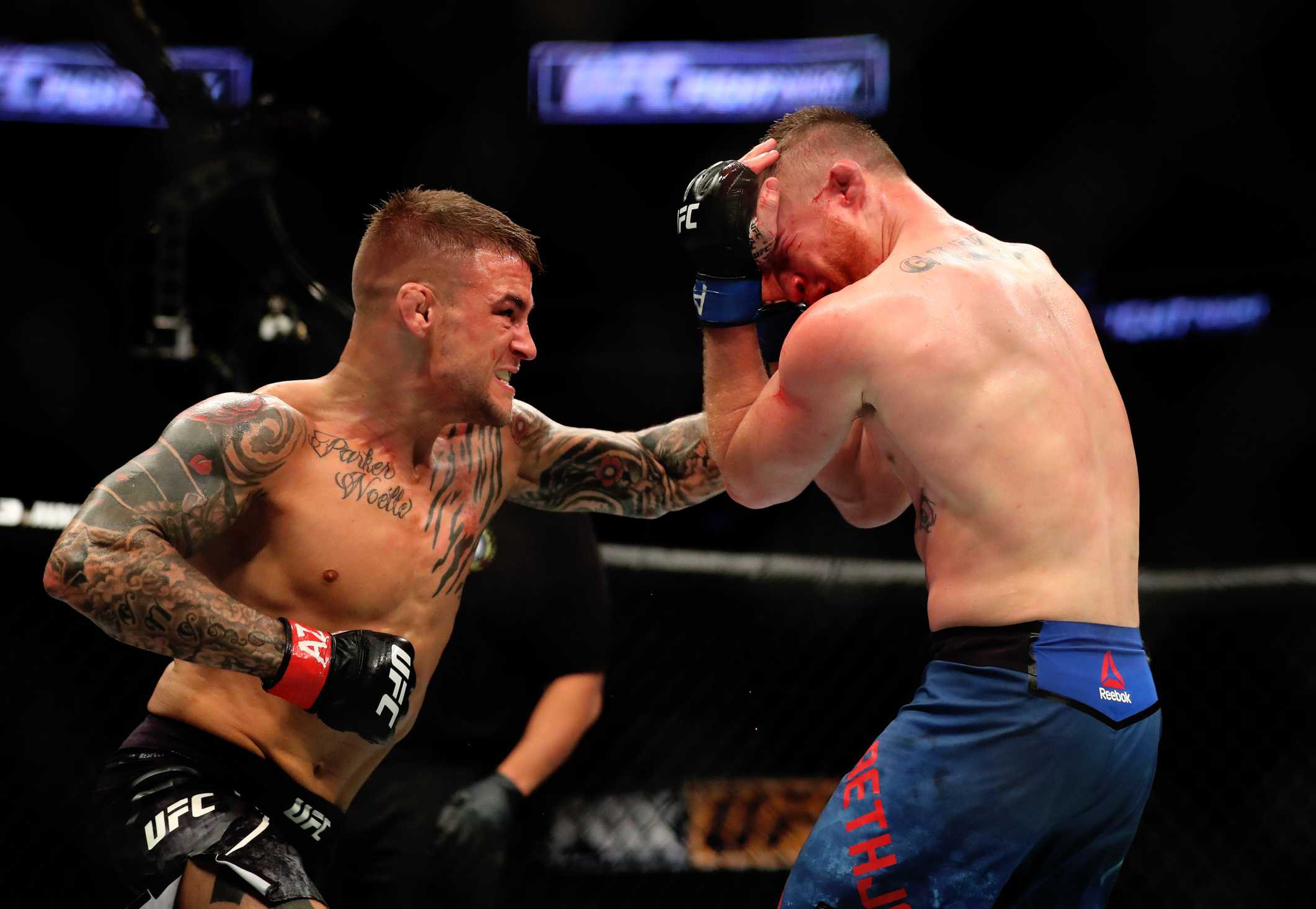 UFC: Dustin Poirier claims that he's 'paid his dues', states readiness for a Title fight - UFC