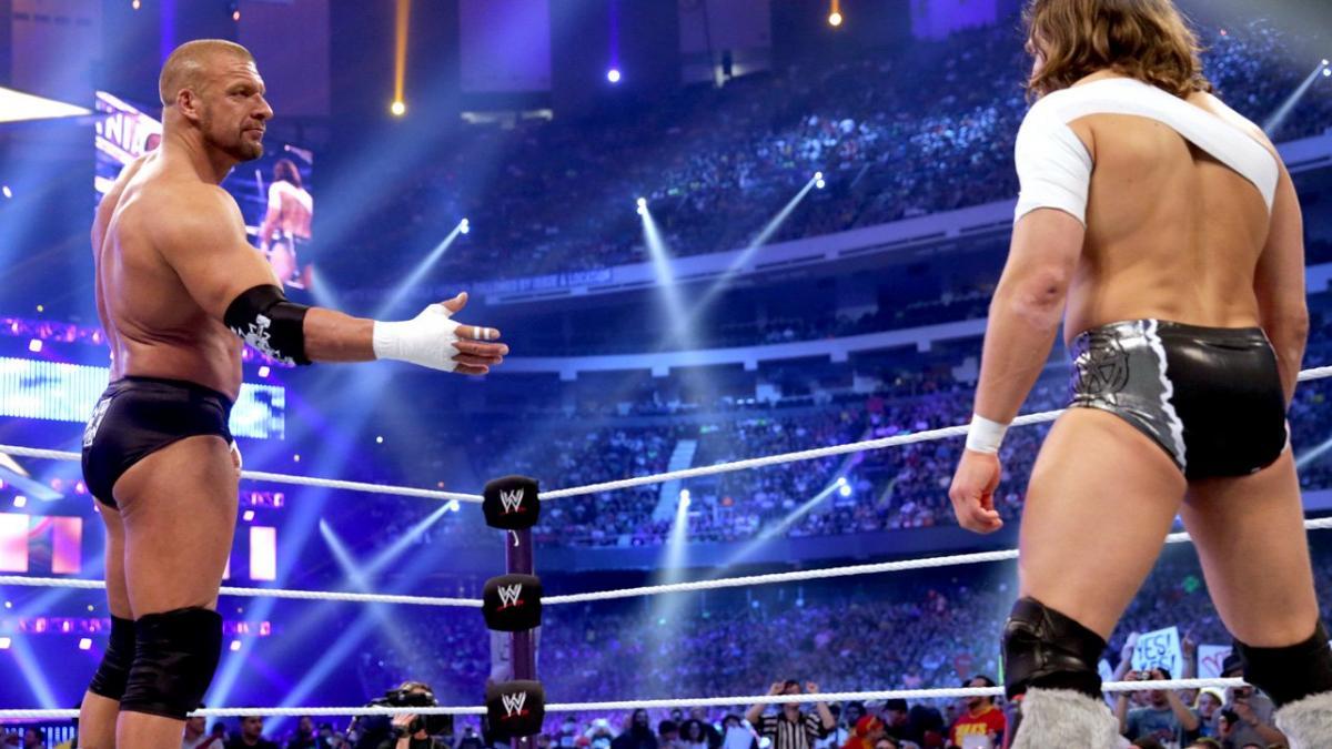 WWE: Triple H admits he was afraid that Daniel Bryan would go wrestle somewhere else - Triple H
