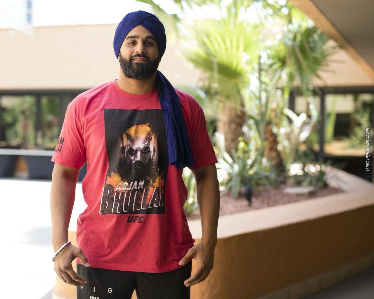 MMA India Exclusive: Thanks to Arjan Singh bhullar, 'The Pagdi' reaches the Octagon on Vaisakhi - Arjan Singh Bhullar