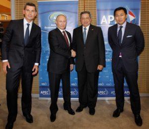 UFC : Khabib calls out Vladimir Putin for help in UFC 223 post fight speech - Vladimir Putin