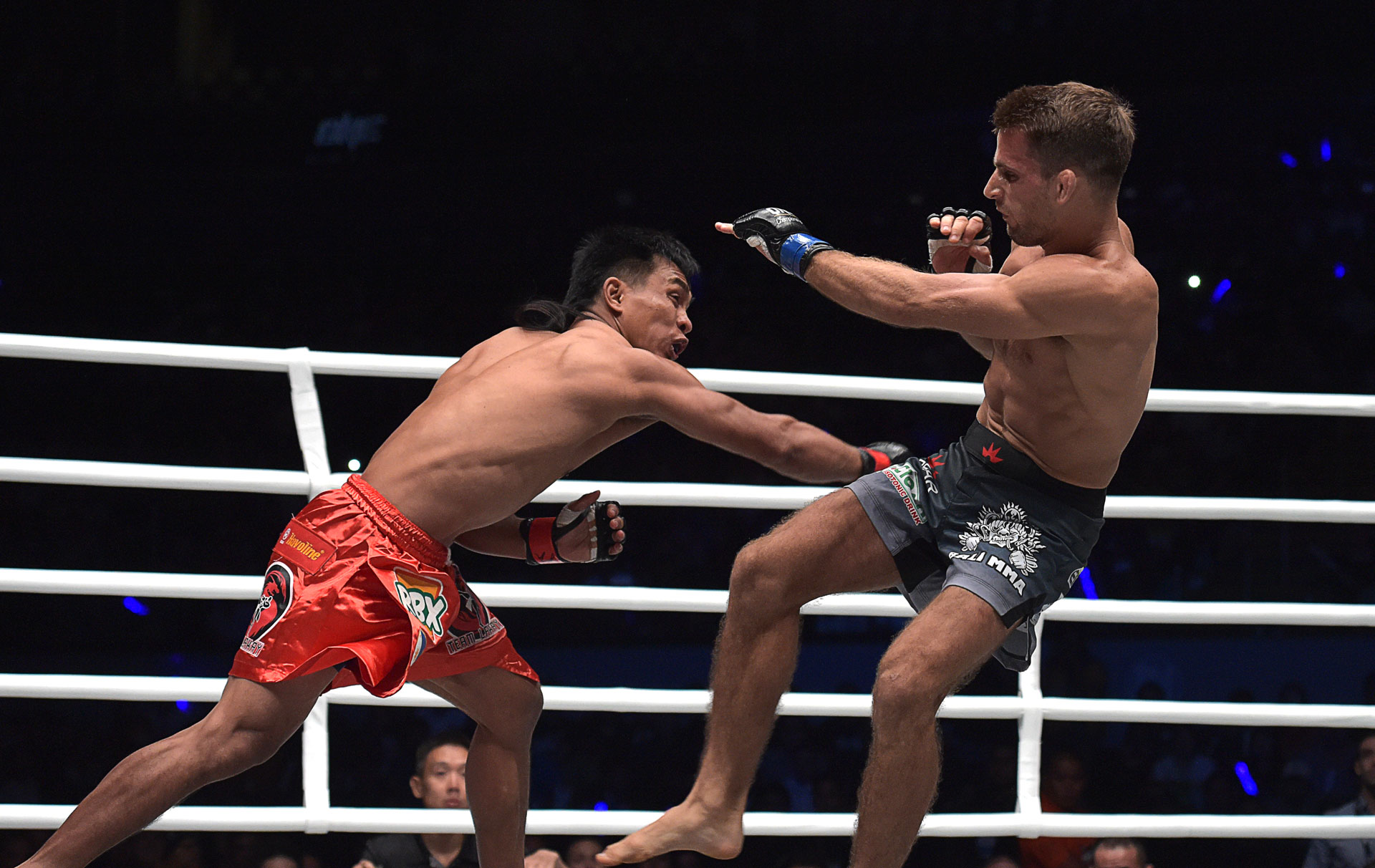 KEVIN BELINGON DOMINATES ANDREW LEONE TO WIN BY SECOND ROUND TKO PLUS: GIORGIO PETROSYAN OUTCLASSES JO NATTAWUT TO WIN BY UNANIMOUS DECISION ALSO: HONORIO BANARIO CONTINUES WINNING WAYS AT EXPENSE OF ADRIAN PANG -
