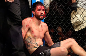 UFC: Carlos Condit opens up on heartbreaking loss to Alex Oliviera - Carlos Condit