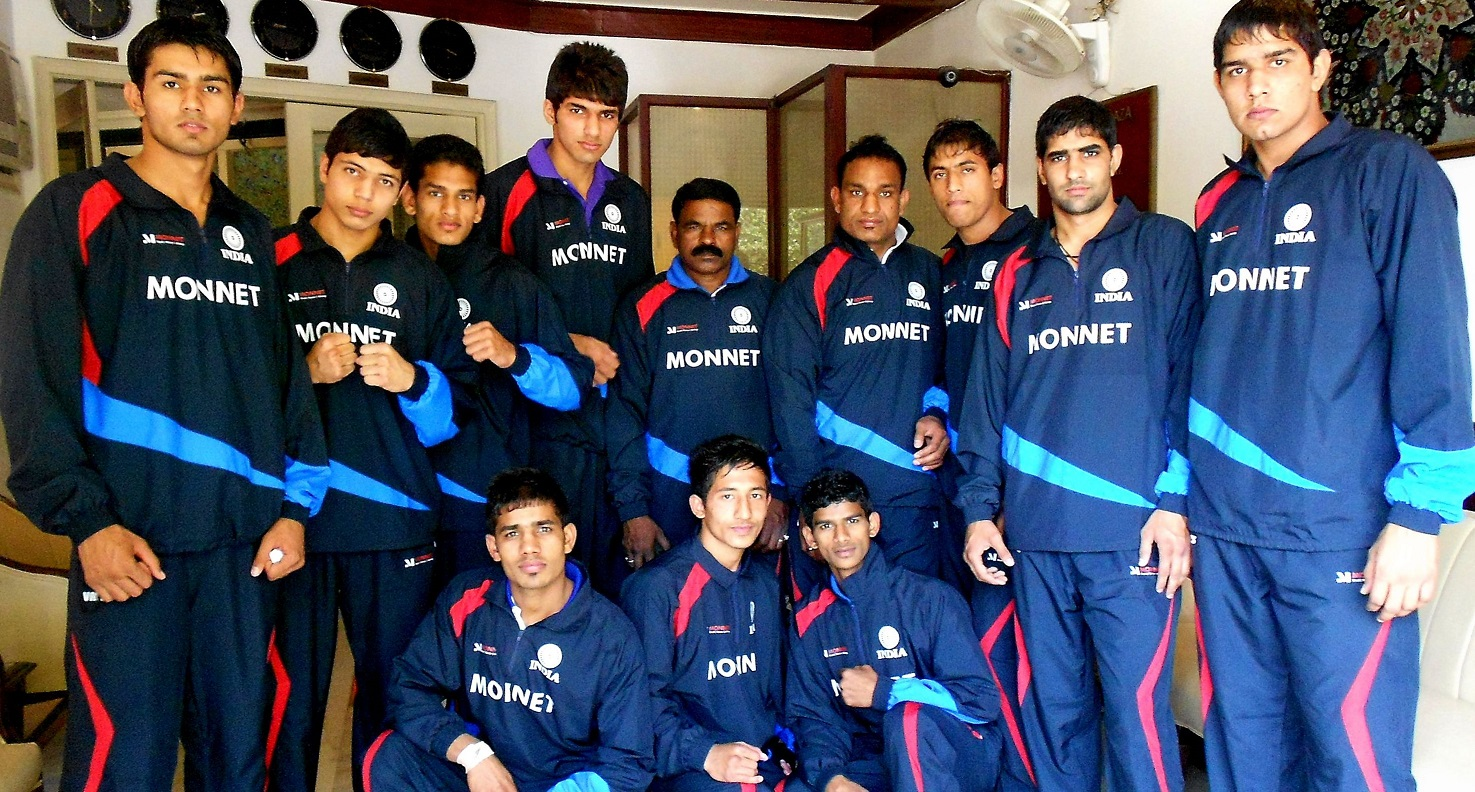 Boxing: Three Indian boxers enter medal rounds in Asian Youth Championship - Youth