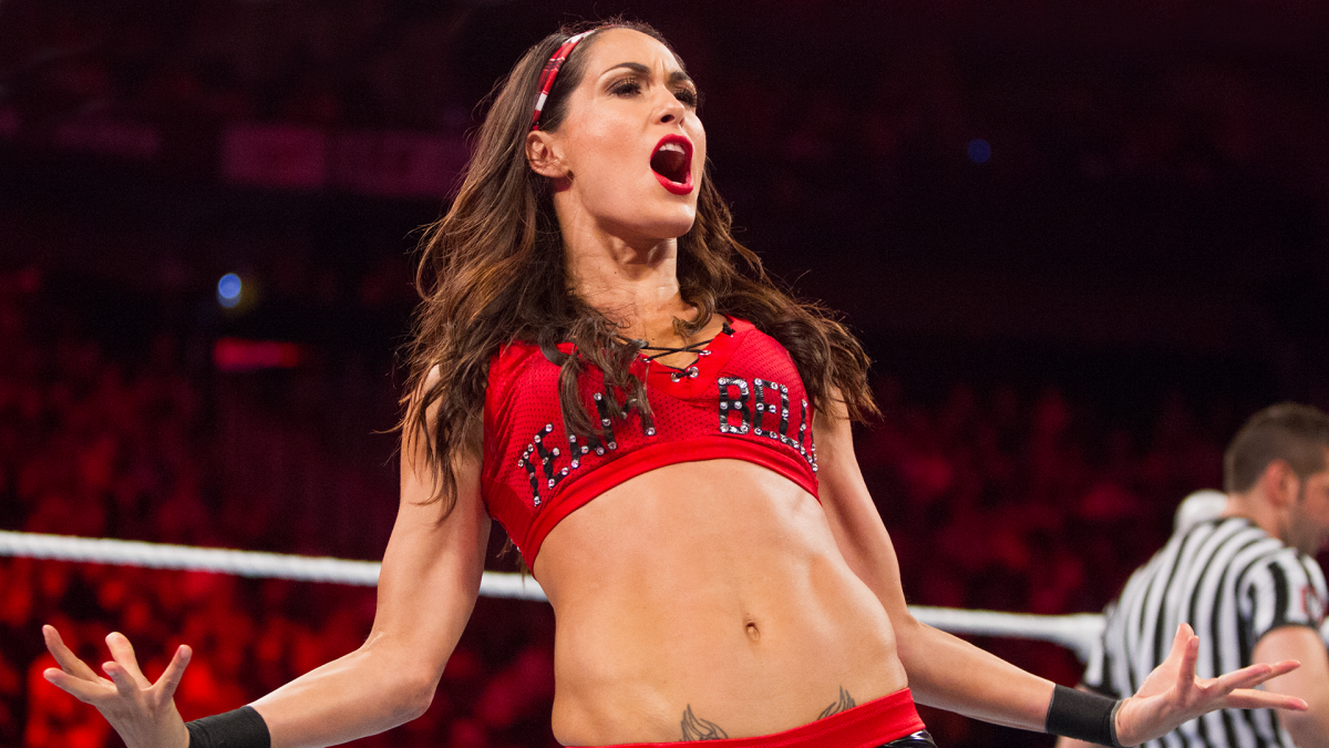 WWE: Brie Bella talks about Women's Royal Rumble, Daniel Bryan before his WrestleMania match - Brie Bella