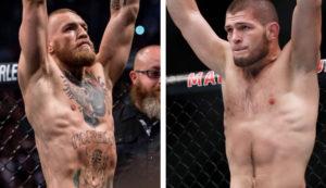 UFC: Khabib taunts Conor Mcgregor, after Tony Ferguson pulls out of UFC 223 - Conor Mcgregor
