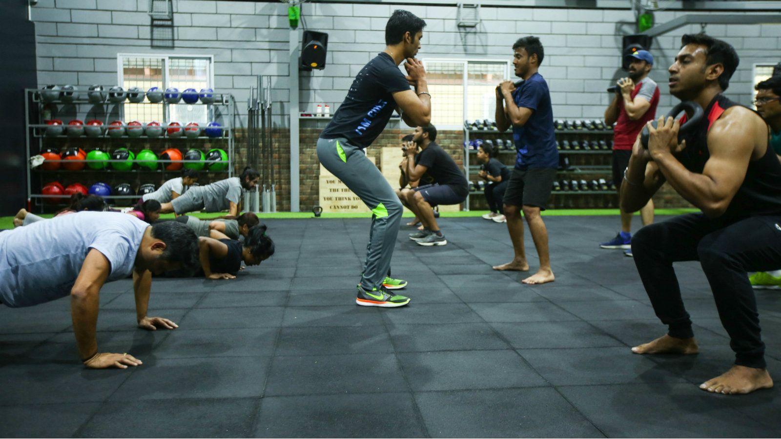Indian MMA: CureFit aka Cult stops MMA classes, members stage protest - CureFit