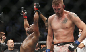 Luke Rockhold: 'If I beat Gustafsson, I'm the f*cking champion' - rockhold