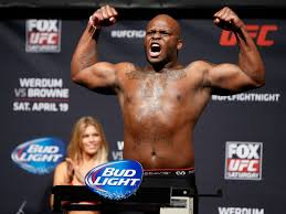 UFC: Derrick Lewis says he should be cut if the fight with Ngannou goes the distance - derrick lewis