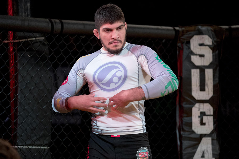 Bellator MMA: Dillon Danis has plans to become a world Champion - Dillon Danis