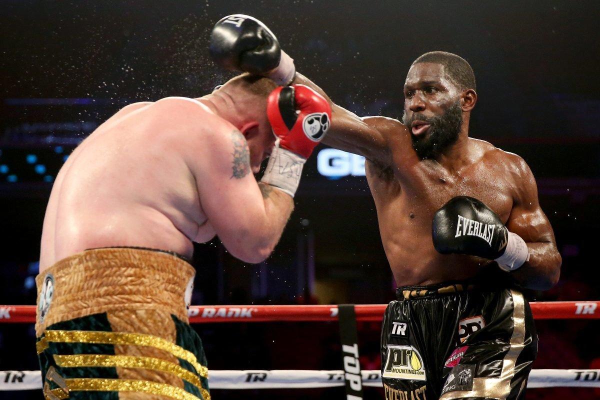 Boxing: Bryant Jennings beats Joey Dawejko via decision - Jennings
