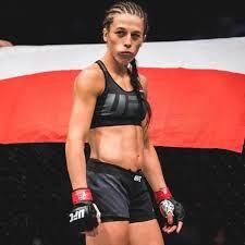 UFC: Joanna Jedrzejczyk claims she isn't afraid to lose anymore -