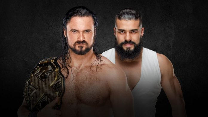 WWE: Drew McIntyre on what Andrade 'Cien Almas' was missing - Andrade
