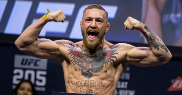 UFC: Conor McGregor reacts to Tony Ferguson pulling out of UFC 223 -