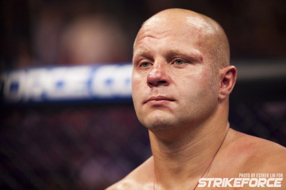 Bellator MMA: Fedor Emelianenko not intimidated by the trash talk of Chael Sonnen and size of Frank Mir - Fedor Emelianenko