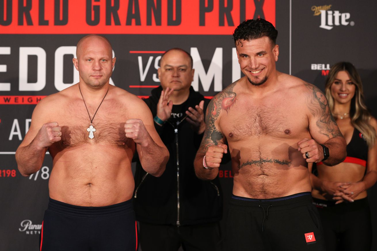 MMA: Fedor Emelianenko was visited by FBI agents prior to his fight with Frank Mir - Fedor Emelianenko