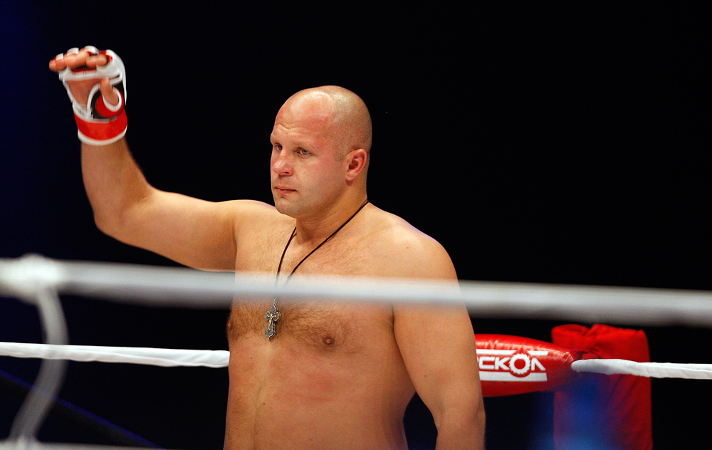 Bellator MMA: Fedor Emelianenko reveals whether or not he considered retirement after loss to Matt Mitrione - Bellator