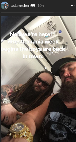 WWE: Braun Strowman teases a reunion at WrestleMania 34 - Braun Strowman