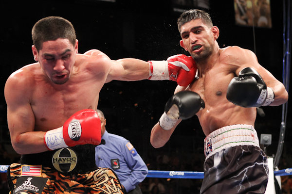 Boxing: Danny Garcia and Shawn Porter to fight for vacant WBC welterweight title - Garcia