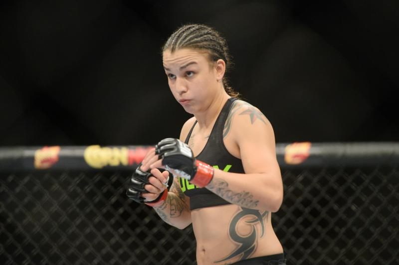 UFC: Raquel Pennington wanted to smack Colby Covington at the UFC 25 year anniversary press conference - Raquel Pennington