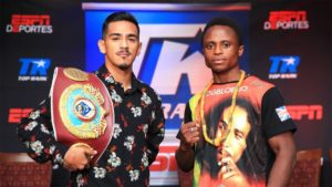 Boxing: Jessie Magdaleno vs Isaac Dogboe Preview - Jessie