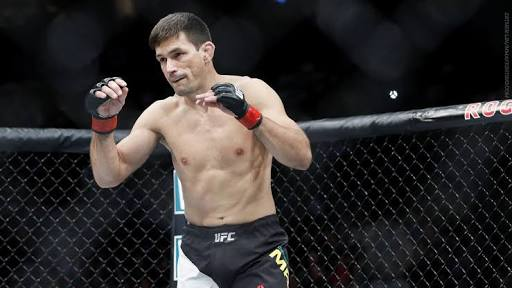 UFC: Demian Maia 'Frontrunner' to fight Kamaru Usman at Fight Night 129 in Chile - Demian Maia