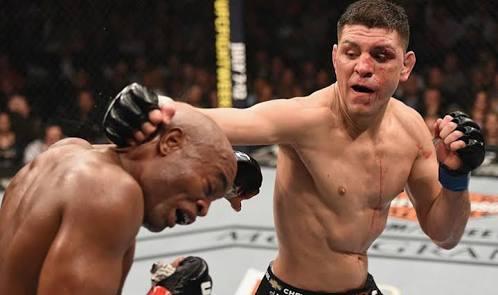 UFC: Nick Diaz eligible to fight after April 19 - Nick Diaz