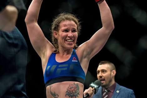 UFC: Leslie Smith plans legal action against UFC - Leslie Smith