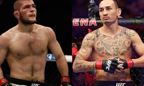 UFC:Khabib Nurmagomedov opens as a heavy favourite against Max Holloway - Khabib Nurmagomedov
