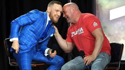 UFC: Dana White says Conor McGregor will come back this year 100% - Conor McGregor