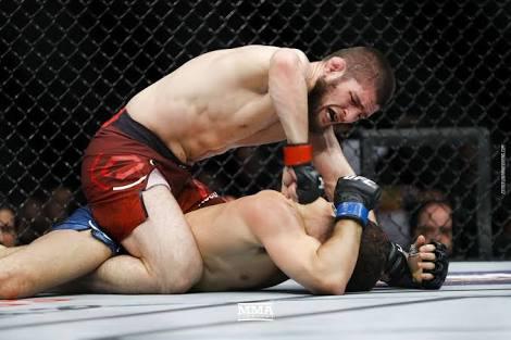 UFC: Khabib Nurmagomedov wants Georges St-Pierre at Madison Square Garden in November - Khabib Nurmagomedov